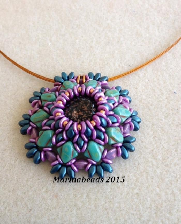 Hibiscus Purple